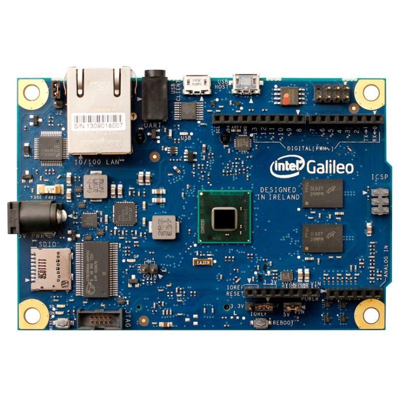 Intel Galileo - Certifié Arduino
