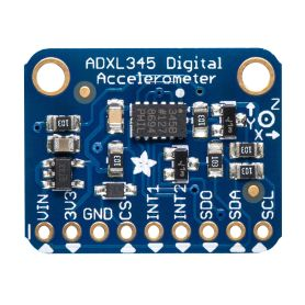 3 Axis accelerometer, Digital output