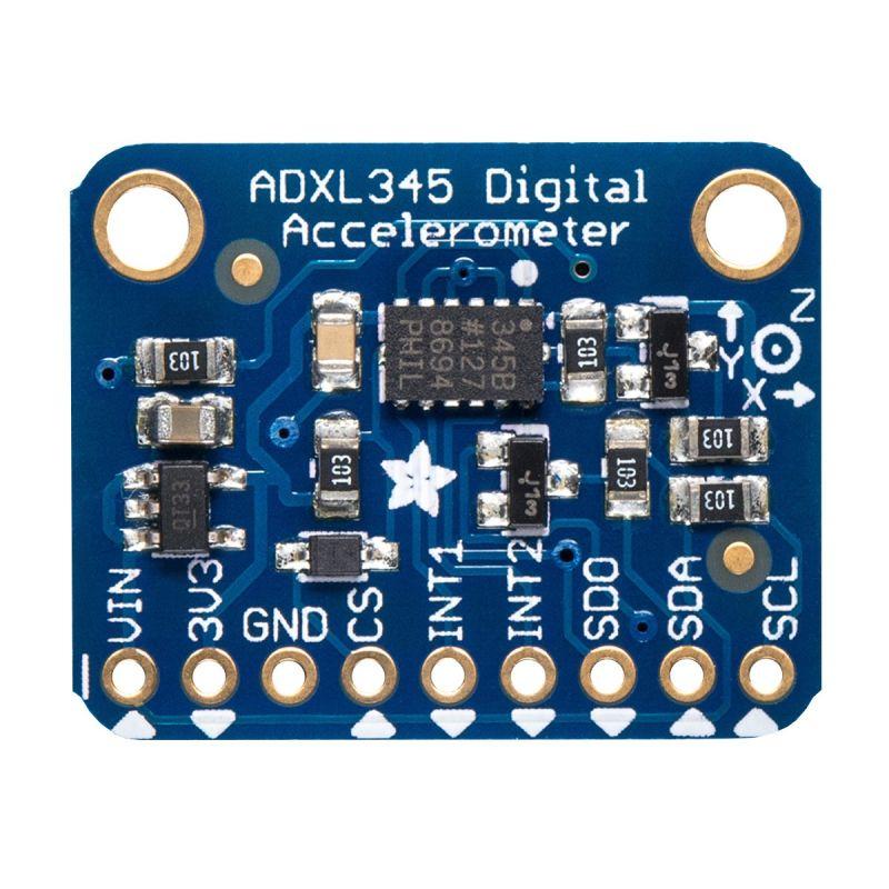 Accéléromètre 3 Axes, sortie digitale