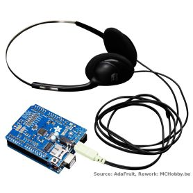 MP3 Shield - Music Maker - VS1053