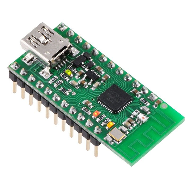 Wixel - module programmable Wireless, USB