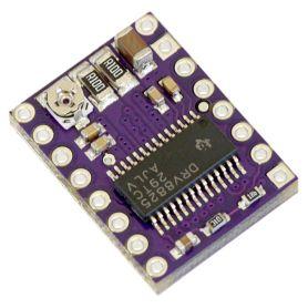 [T] - DRV8825 - Stepper motor controller