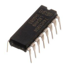 74HC595 - Registre à décalage 8 bits