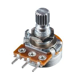 Potentiomètre Rond Long 10k