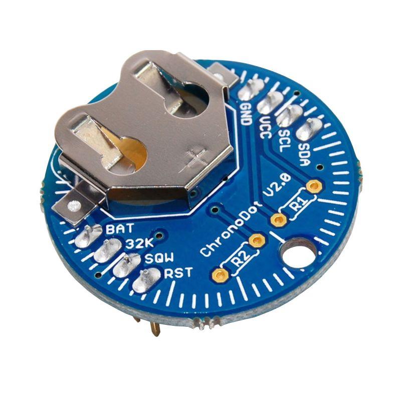 Horloge temps réel DS1307 (RTC)