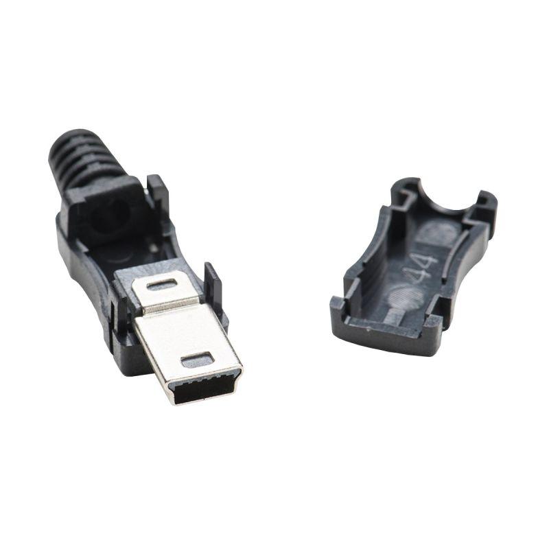 USB Type Mini B Male - Connecteur DIY