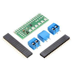 [T] - Pilote 2 moteurs DRV8835 pour Raspberry Pi 2 et Pi B+