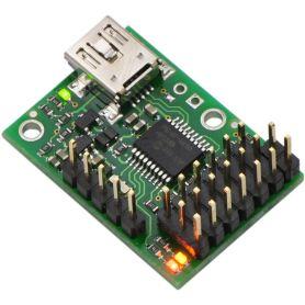 MAESTRO Micro - Controleur servo USB à 6 canaux