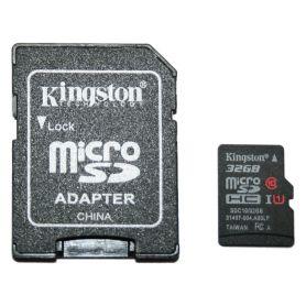[T] - Carte SD/microSD 32Go CLASS 10, UHS 1