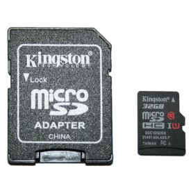 Carte SD/microSD 32Go CLASS 10, UHS 1