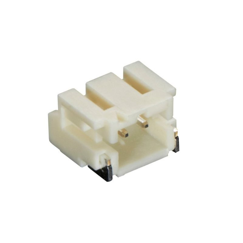 ** JST-PH 2 broches SMD - angle droit