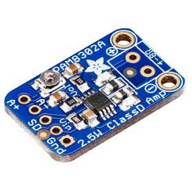 Amplificateur 2.5W Mono - Class D - PAM8302