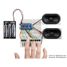 Audio FX Sound Board - 2x2W - Flash 16Mb