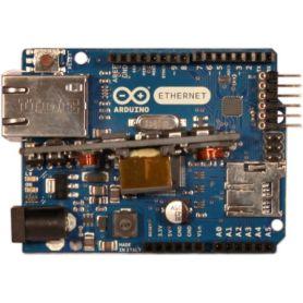 Arduino+Ethernet+POE