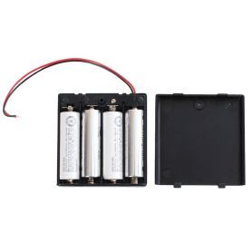 4x AA battery holder (Total 6v)