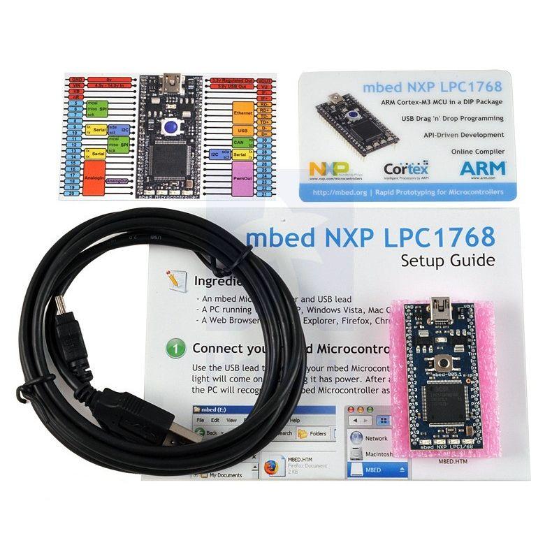 mbed - Kit développement LPC1768