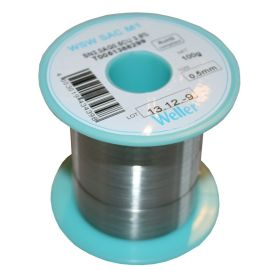 [T] - UNLEADED solder wire 100gr