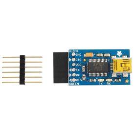 Convertisseur FTDI (USB / Série, FTDI Friend)