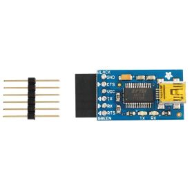 FTDI  converter (USB-serial) - FTDI Friend