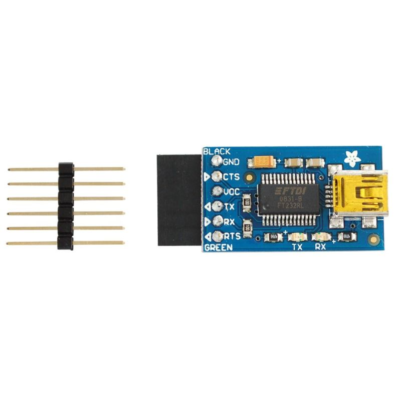 Convertisseur FTDI (USB / Série)