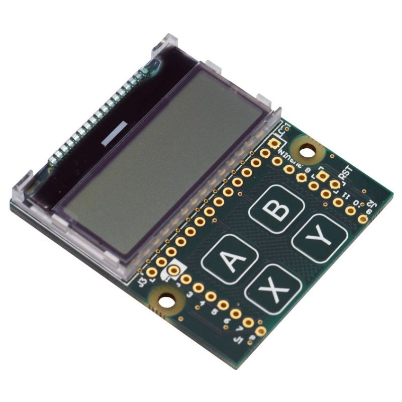 LCD + Touch pour