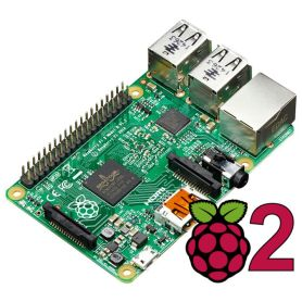Raspberry Pi 2 !! DE STOCK !!