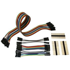Prototyping wire for Breadboard (Assortment + Extra)