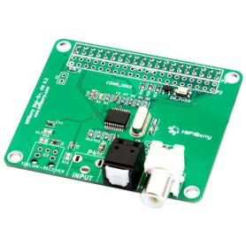 HiFiBerry DIGI+ for Raspberry-Pi