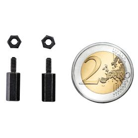 11mm Raspberry-Pi spacer set