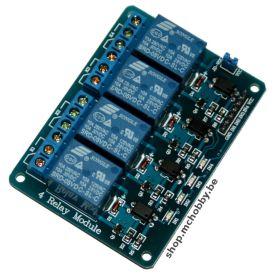 4 relays modules