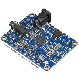[T] - Amplificateur 2 x 20w - MAX9744 - Class D
