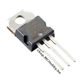 Regulateur 3.3v 800mA LD1117 - TO220