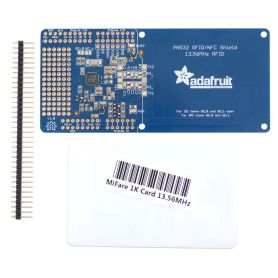 RFID/NFC Shield pour Arduino + EXTRA
