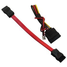 Cable SATA (data + alim)