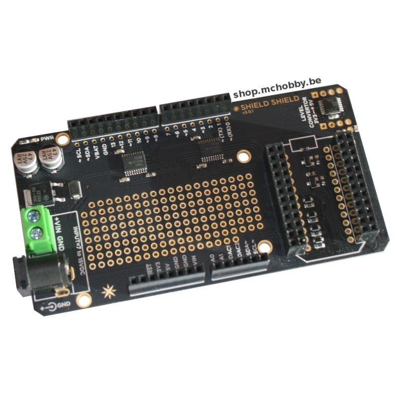 Interface Shield pour Spark Core