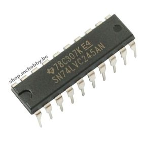 74LVC245 - 8Bit Logic Level Shifter