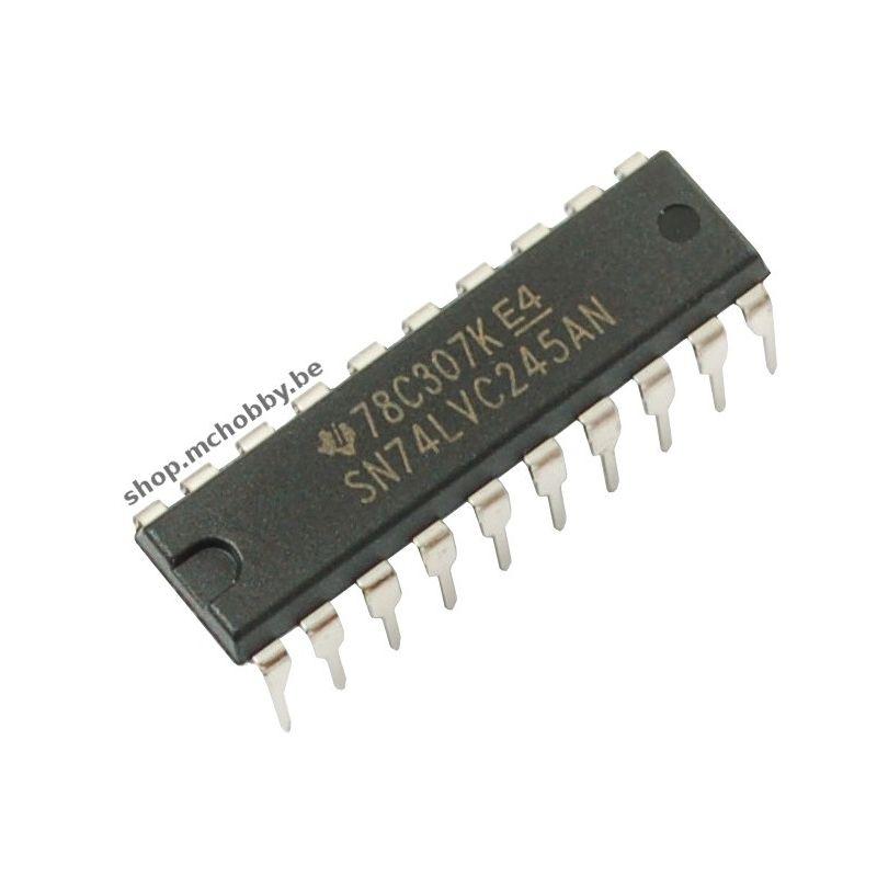 75LVC245 - 8Bit Logic Level Shifter