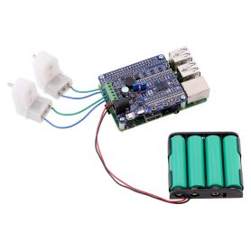 Robotic controler for Raspberry-Pi