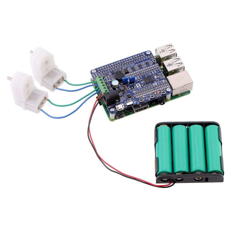 Controlleur Robot pour Raspberry-Pi