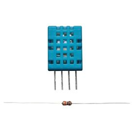 [T] - DHT11 humidity - temperature sensor