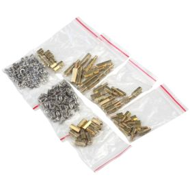 [T] - BRASS spacer kit - M3 - 150pcs
