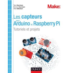 French book about Sensors for Arduino and Raspberry-Pi