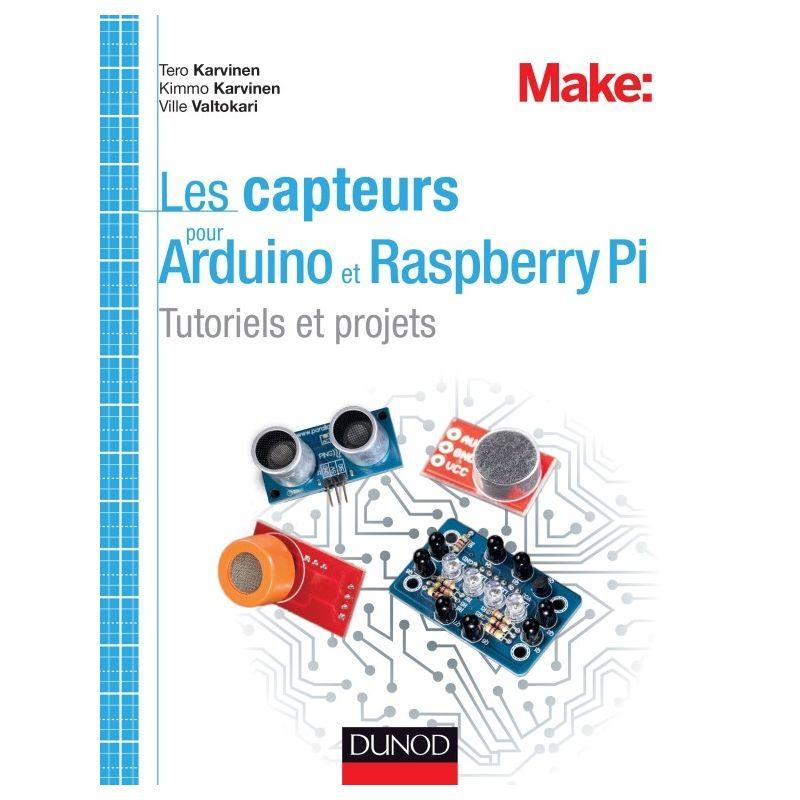 Les capteurs pour Arduino et Raspberry-Pi