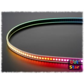 Ruban DotStar 144 LEDs Digitals - 1M