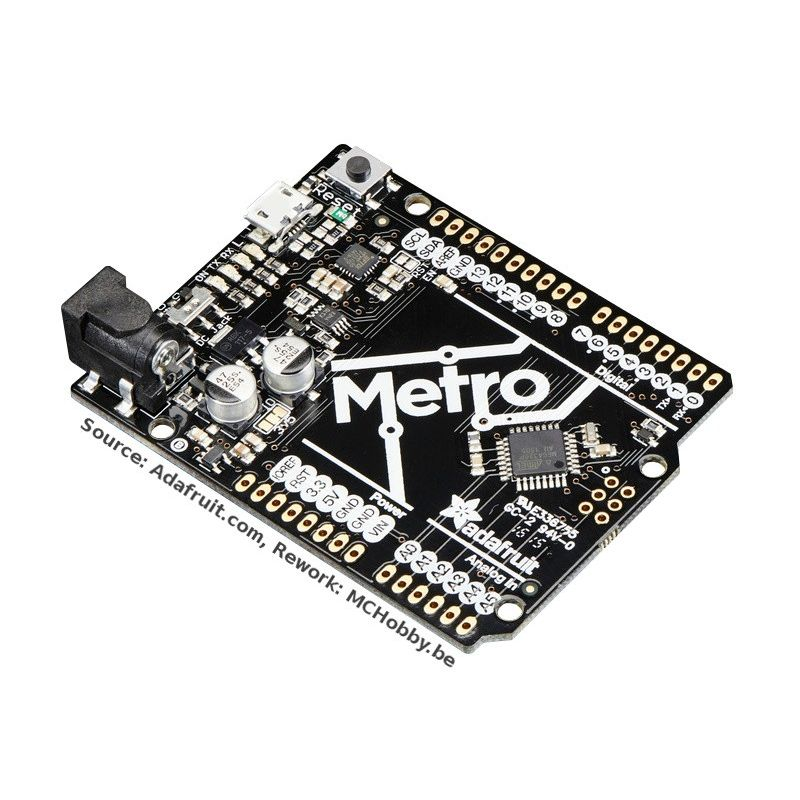 Adafruit Metro - ATmega 328 - sans connecteur
