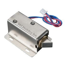 Door lock solenoid