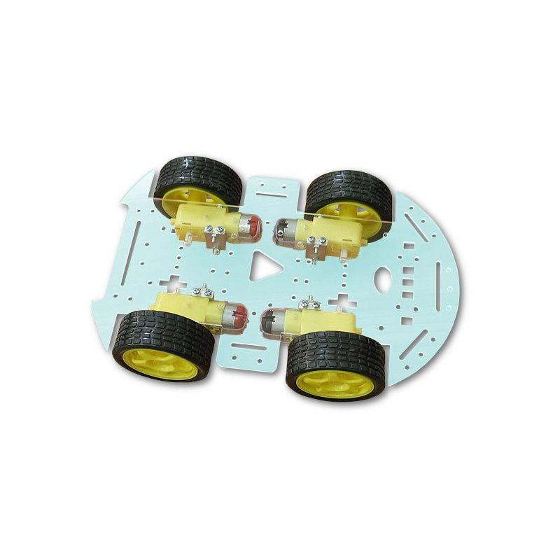 Kit robot 4 roues