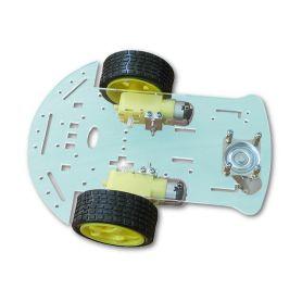 [T] - Kit robot 2 roues