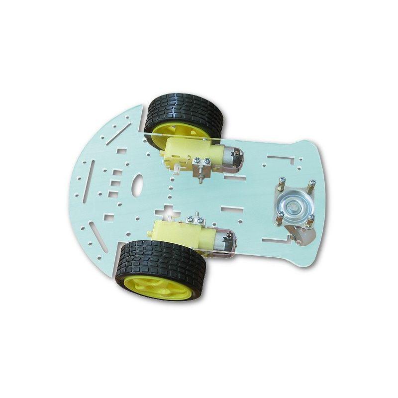 Kit robot 2 roues