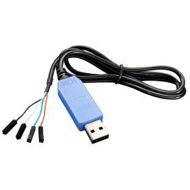 Convertisseur USB vers TTL série (câble console)